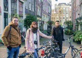 Tour bicicleta Jordaan